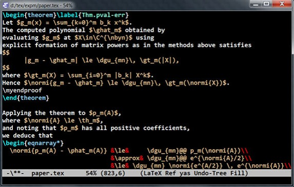 Emacs screen capture