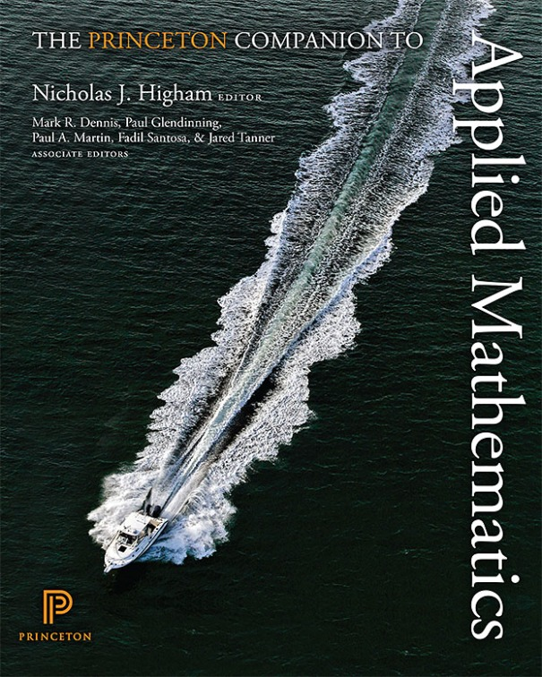 Princeton Companion to Applied Mathematics - cover image